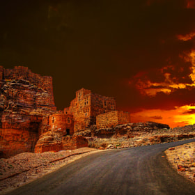 Al Zakatin Castle, Yemen by Mohammed Abdo on 500px.com
