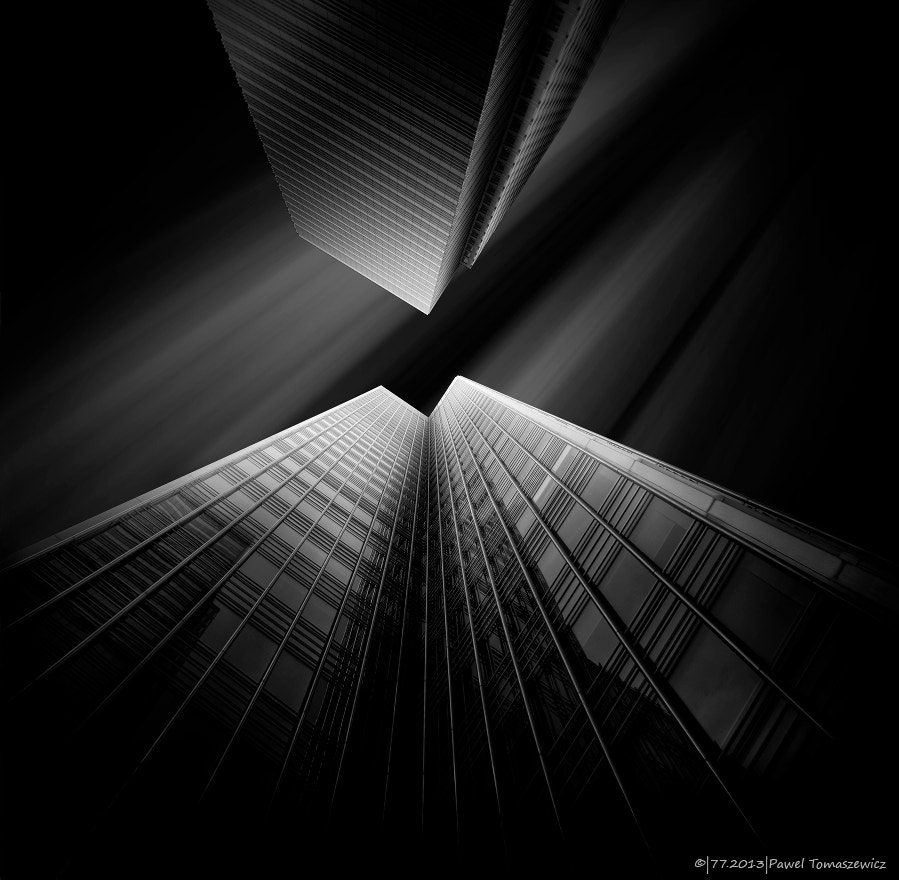 Photograph 77.2013 - Canary Wharf ... by Pawel Tomaszewicz on 500px