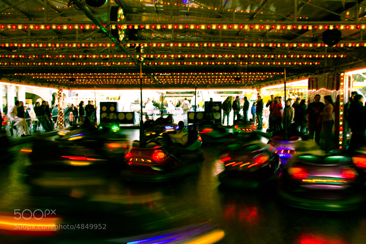 Photograph Funfair by Massimiliano Gaiani on 500px