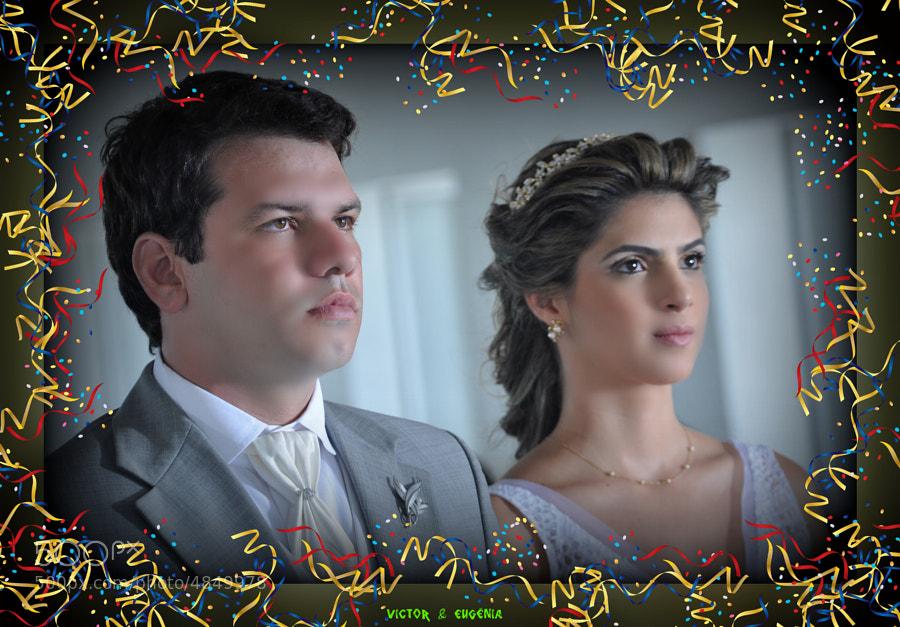 Victor and Eugênia - wedding