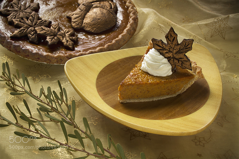 Photograph Pumpkin Pie by Calvin Rutherford on 500px