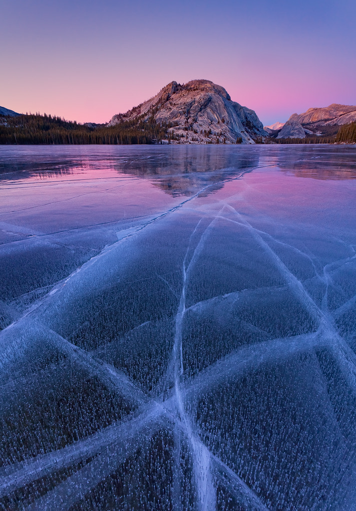 Photograph Ice and glow by Javier Acosta on 500px