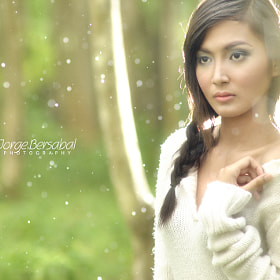 she gathers rain by Ange Jorge Bersabal (ABersabal)) on 500px.com