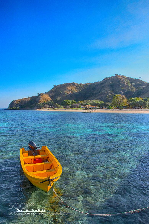 Photograph Kanawa island by Nathalie Stravers on 500px