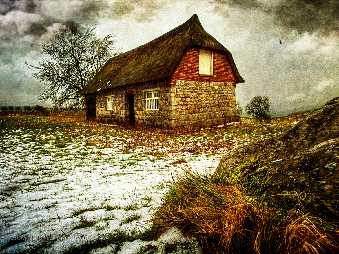 Photograph The Stone Barn by Link Bekka on 500px