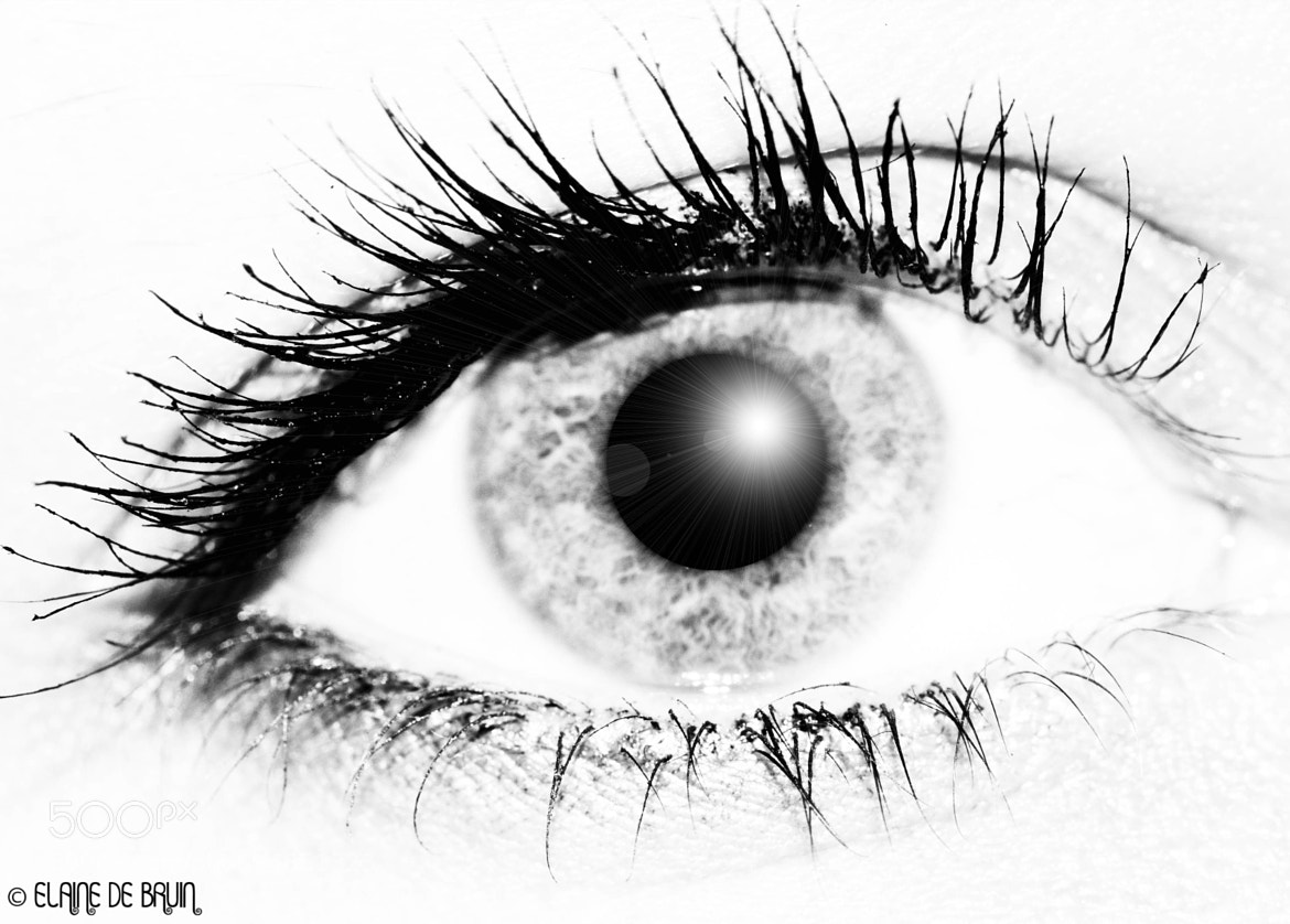 Photograph Eye by Elaine  de Bruin on 500px