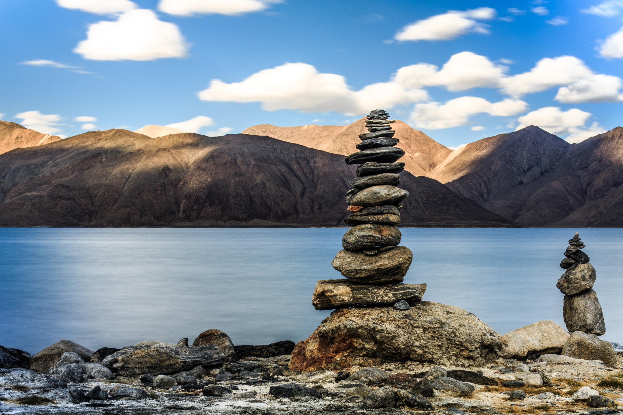Photograph Pangong by Ofir Abe on 500px