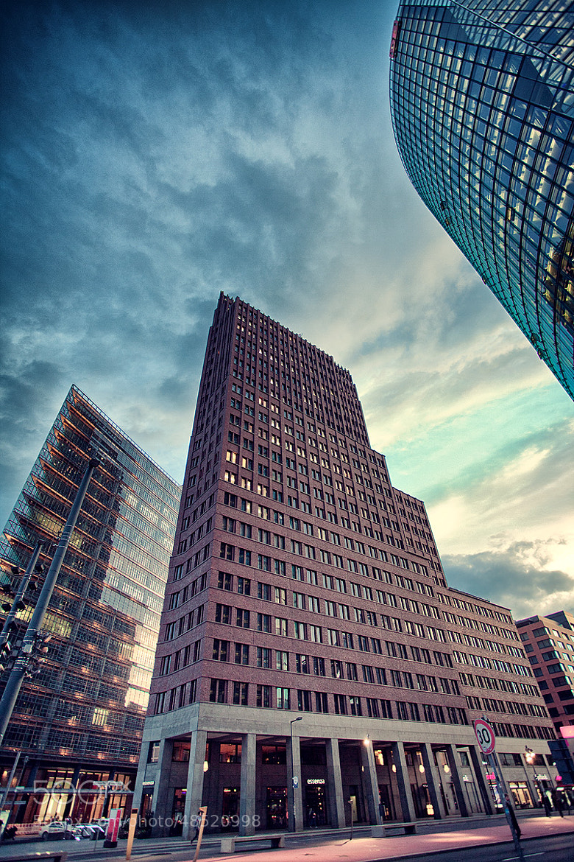 Photograph Potsdamer Platz by Dennis Belmas on 500px