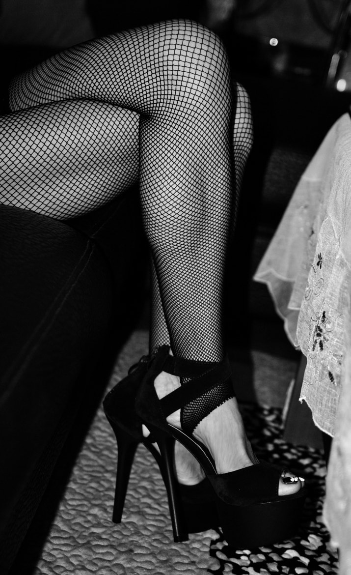 Photograph Netting stockings, Sex legs.... by Bee Wang on 500px
