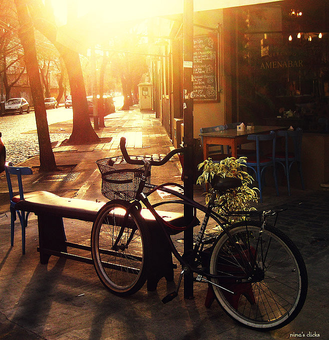 Photograph Buenos Aires corner by Nina's clicks on 500px