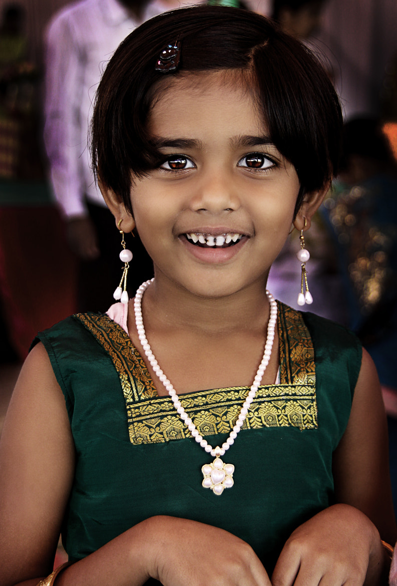 Photograph The Smile by Kumar BS on 500px