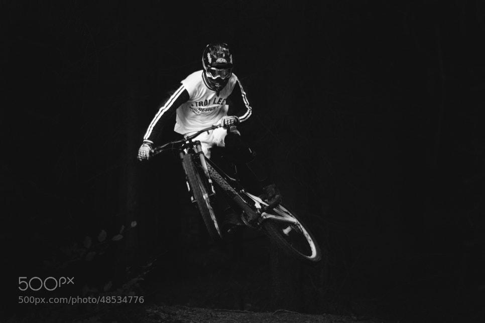 Photograph Dark Knight by Andrej Grznar on 500px