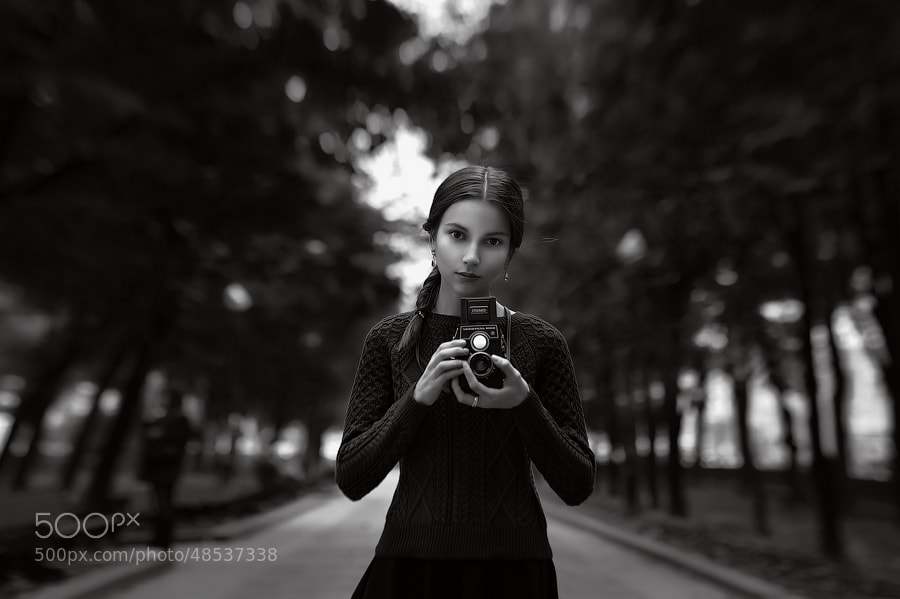 Photograph Diana by Exert  on 500px