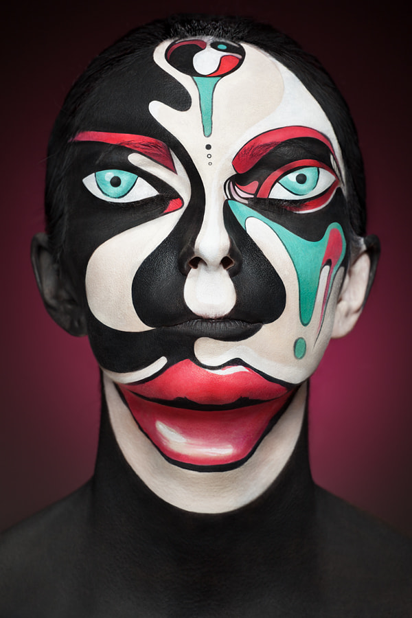 The Mask by Alexander Khokhlov on 500px.com