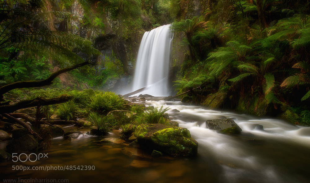 Photograph Hopetoun Falls by Lincoln Harrison on 500px