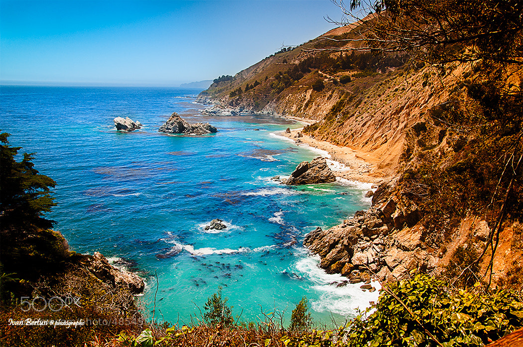 Photograph Pacific Ocean by Ivan Bertusi on 500px