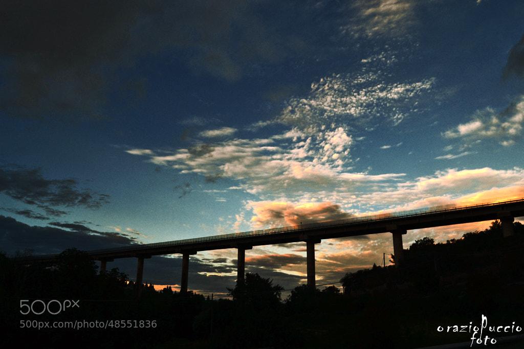 Photograph il ponte by Orazio Puccio on 500px
