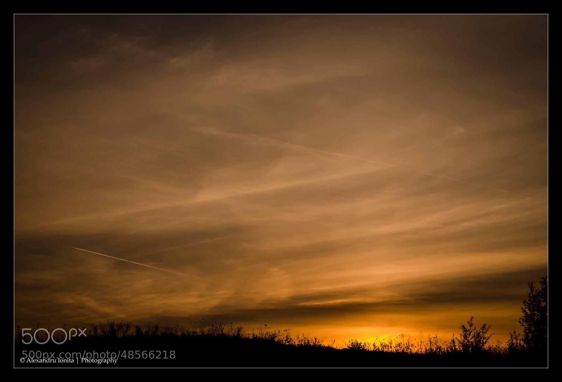 Photograph Sunset 21.09.13 by Alexandru Ionita on 500px