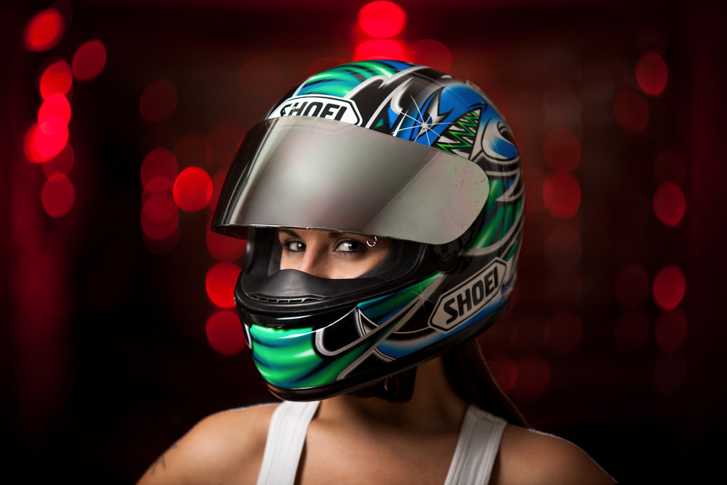 Photograph The Racing Driver by Richard Pardon on 500px