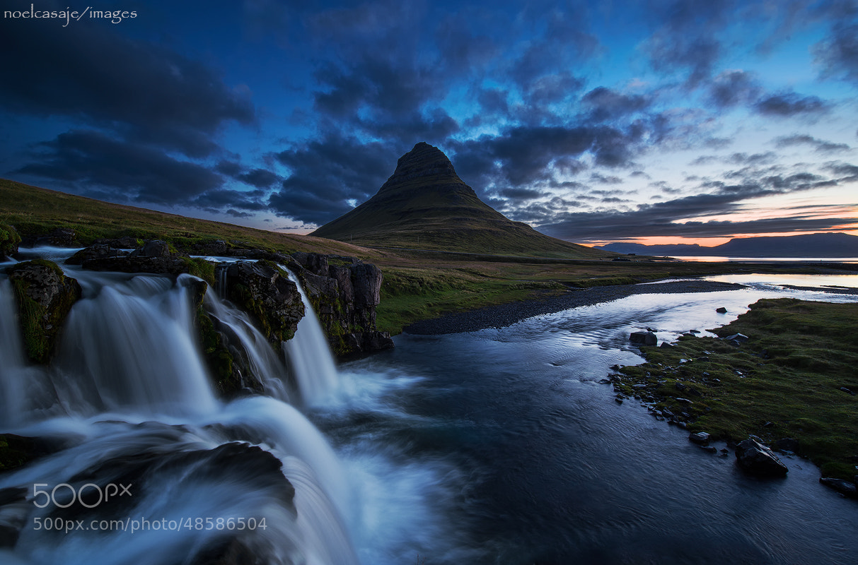 "Photograph "" UNPARALLELED "" Kirkjufell Grundarfjörður, Iceland by noel casaje on 500px"