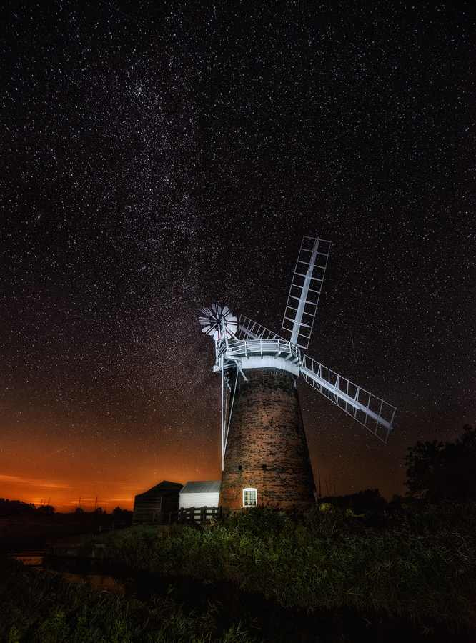 Photograph Broads by Mirek Galagus on 500px