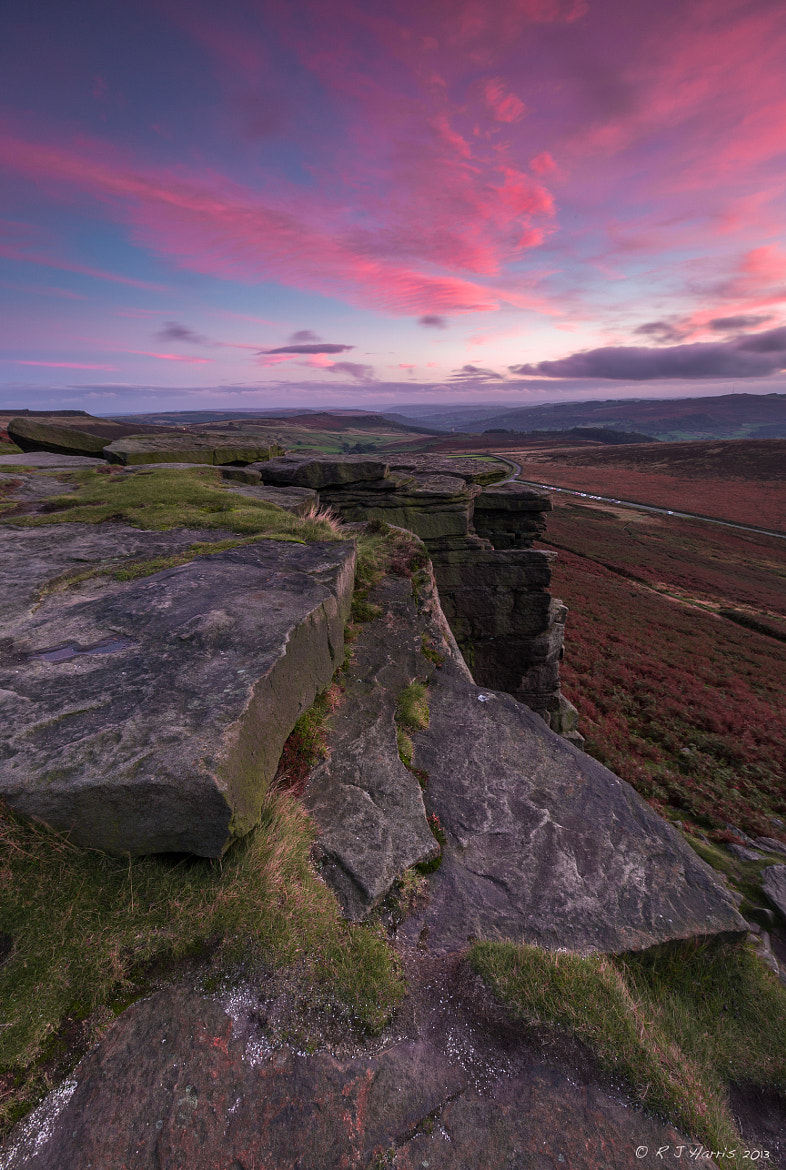 Photograph Pink Edge by Rob Harris on 500px