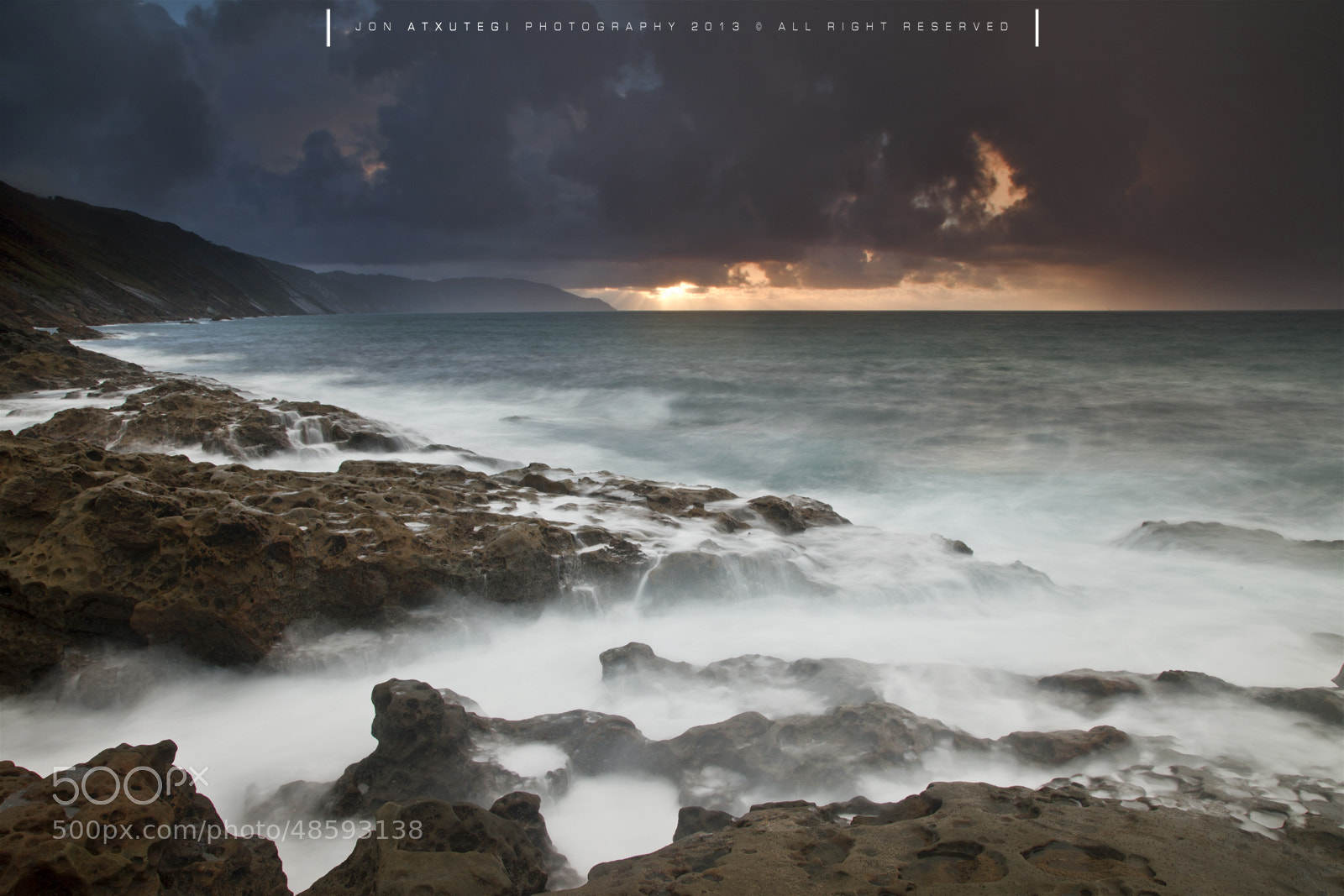 Photograph Light in the Storm by Jontake . . on 500px