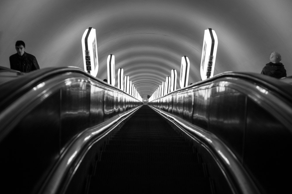 Photograph Up 'n Down by Sundra Tanakoh on 500px