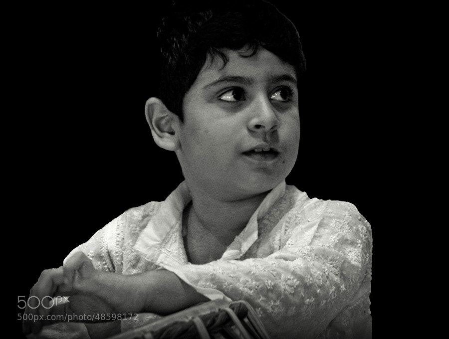 Photograph The young maestro by Samrat  Mukhopadhyay on 500px