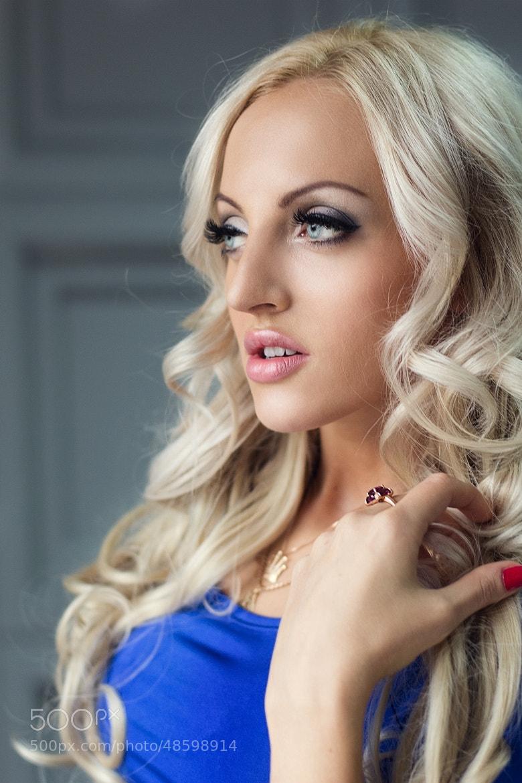Photograph Viktoria by Nijaz Turdaliev on 500px