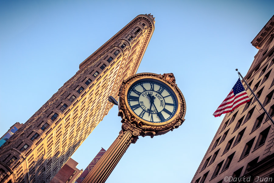 Photograph Flatiron by David Juan on 500px