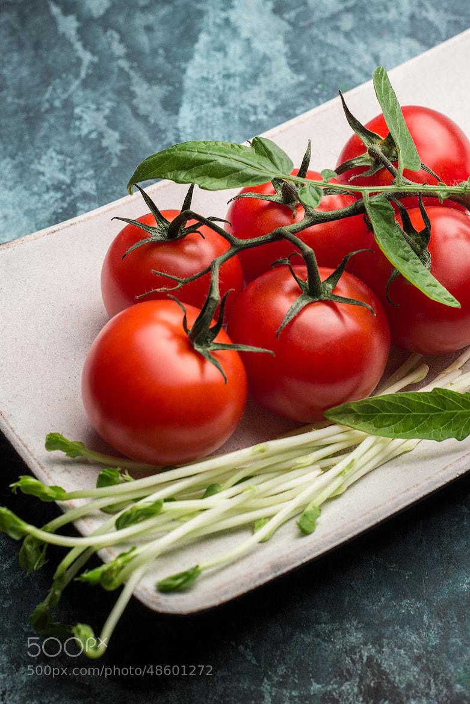 Photograph Tomato by Kos Lychak on 500px