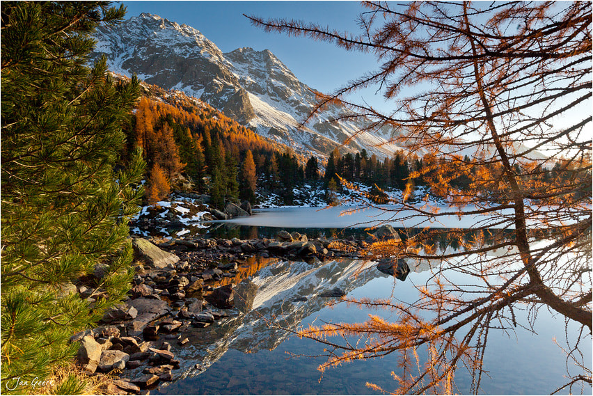 Photograph Autumn in the Mountains by Jan Geerk on 500px