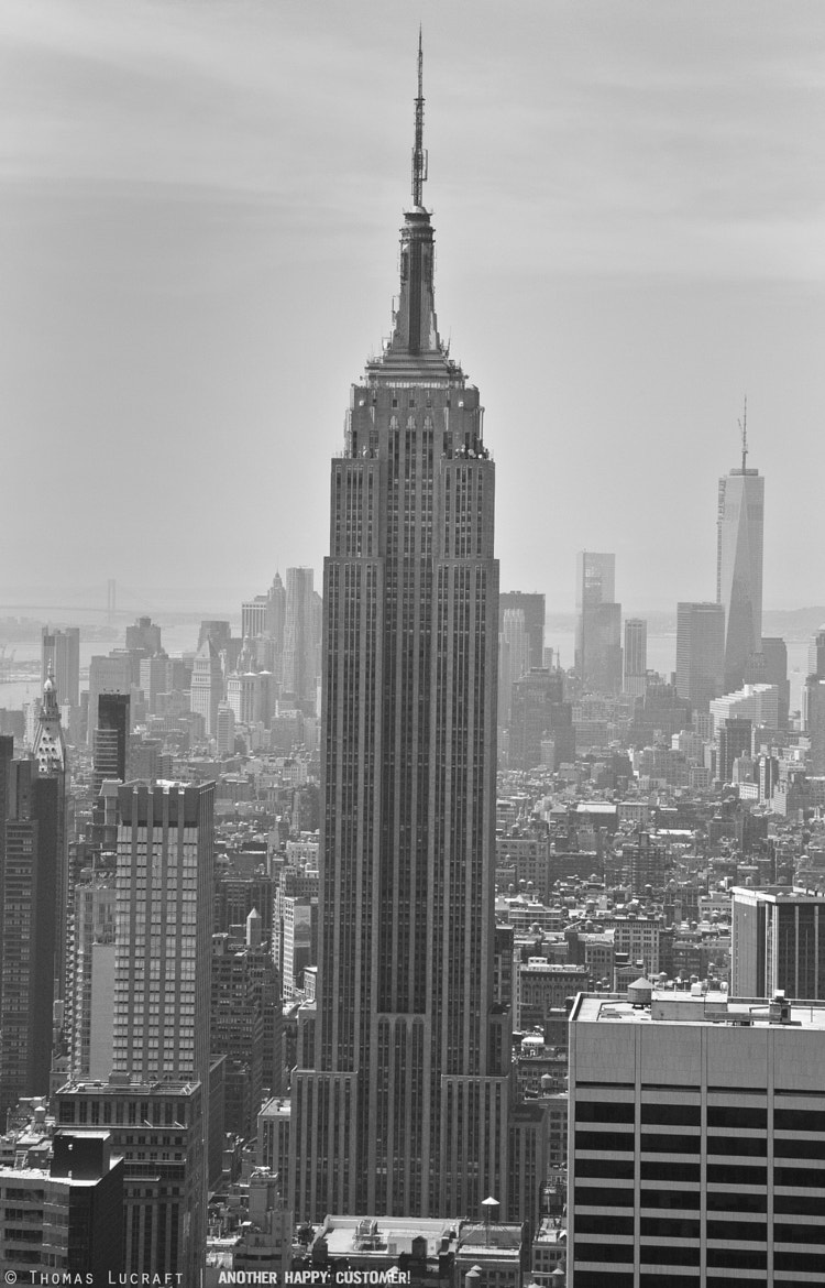 Photograph Empire State Building by Thomas Lucraft on 500px