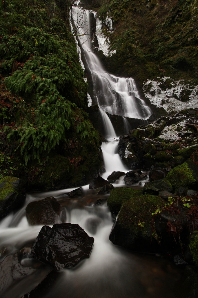 Photograph Coopey Falls by Vinnie Halpin on 500px