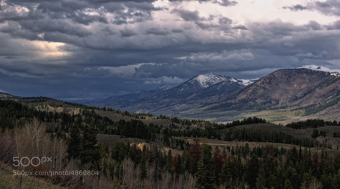 Photograph Wyoming Countryside and Mountains by Mark Stevens on 500px