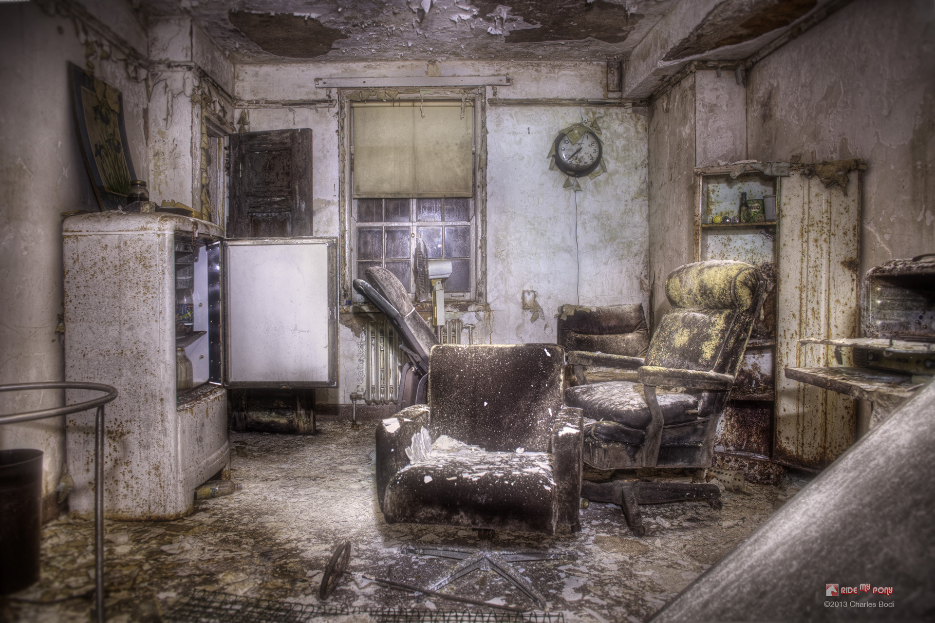 Photograph The Kitchenette by Charles Bodi on 500px