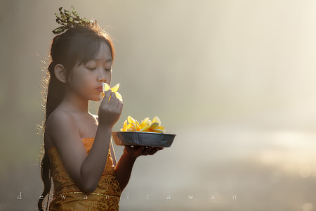 little jeannie by dewan irawan