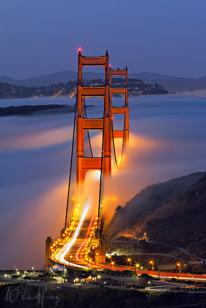 Photograph The Two Towers by Willie Huang on 500px