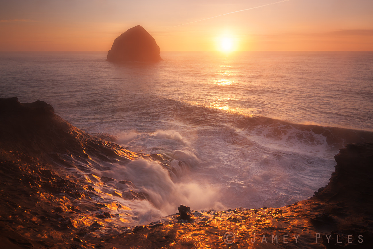 Photograph Of The Sea by Jamey Pyles on 500px