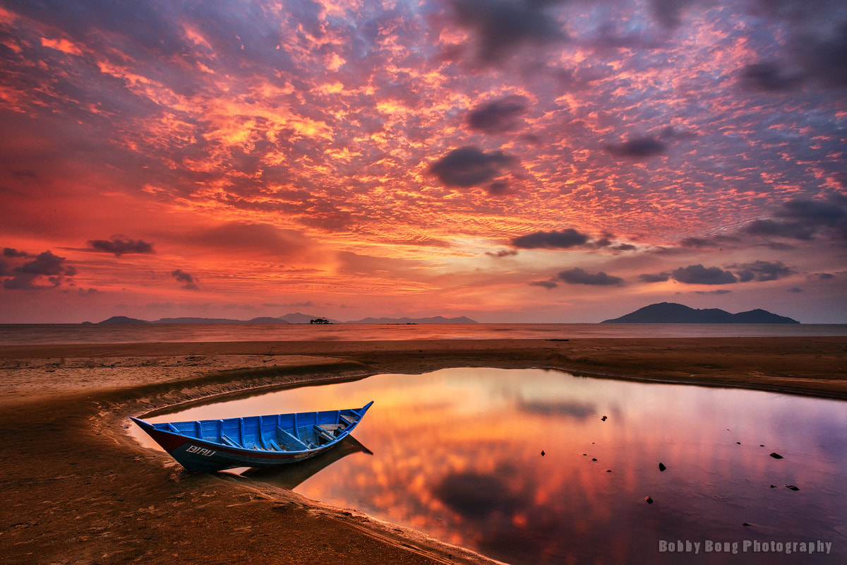 Photograph Sunset Reflection by Bobby Bong on 500px