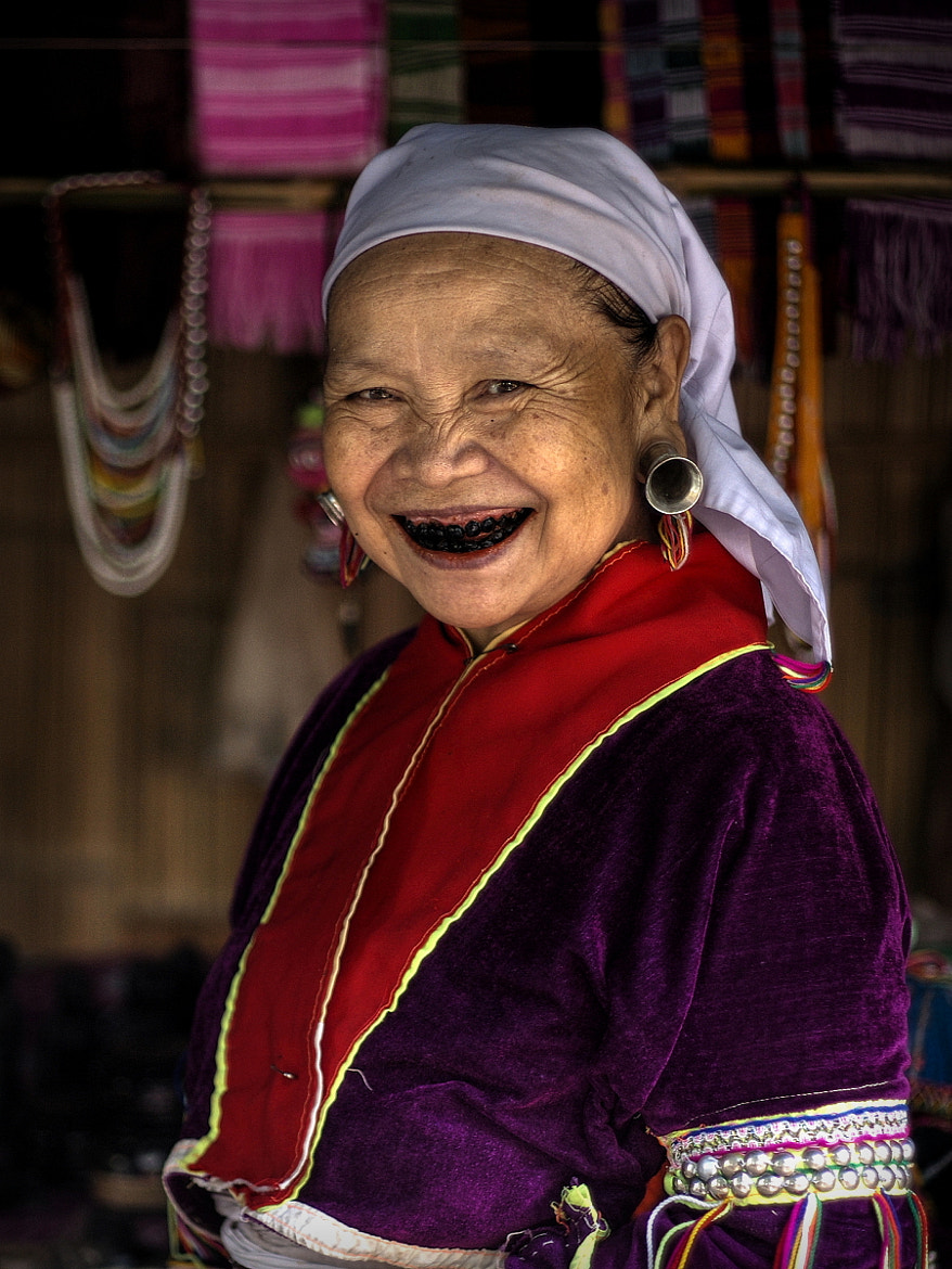 Photograph Hill Tribe Lady by Tashi_Delek Nakata on 500px