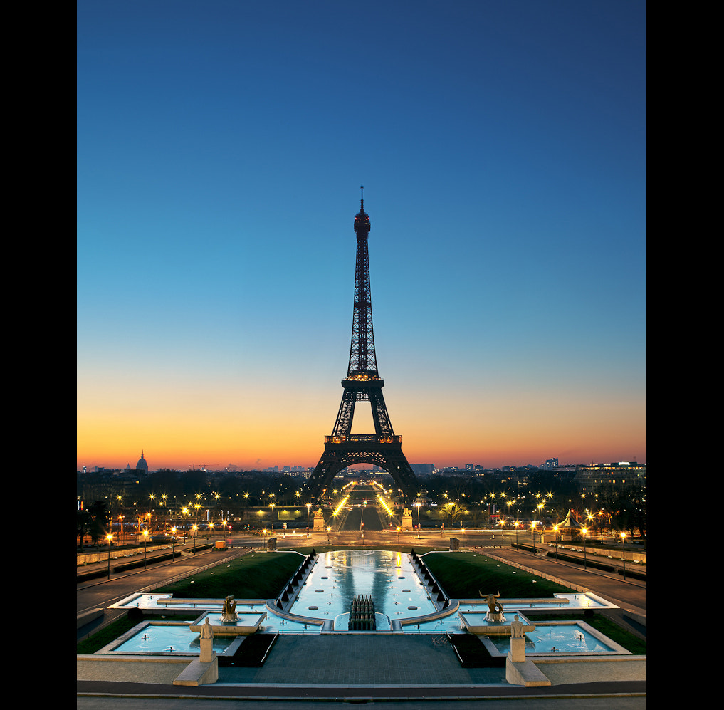 Photograph Paris 7:47am by Cal Redback on 500px