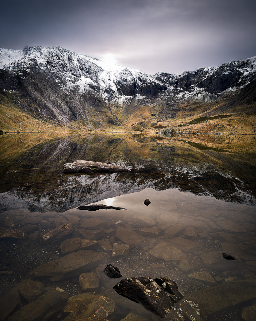 Photograph Llyn Idwal by Owen Lloyd on 500px