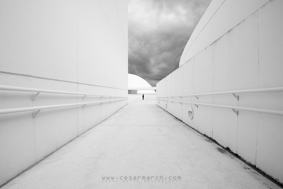 Photograph The corridor by Cesar March on 500px