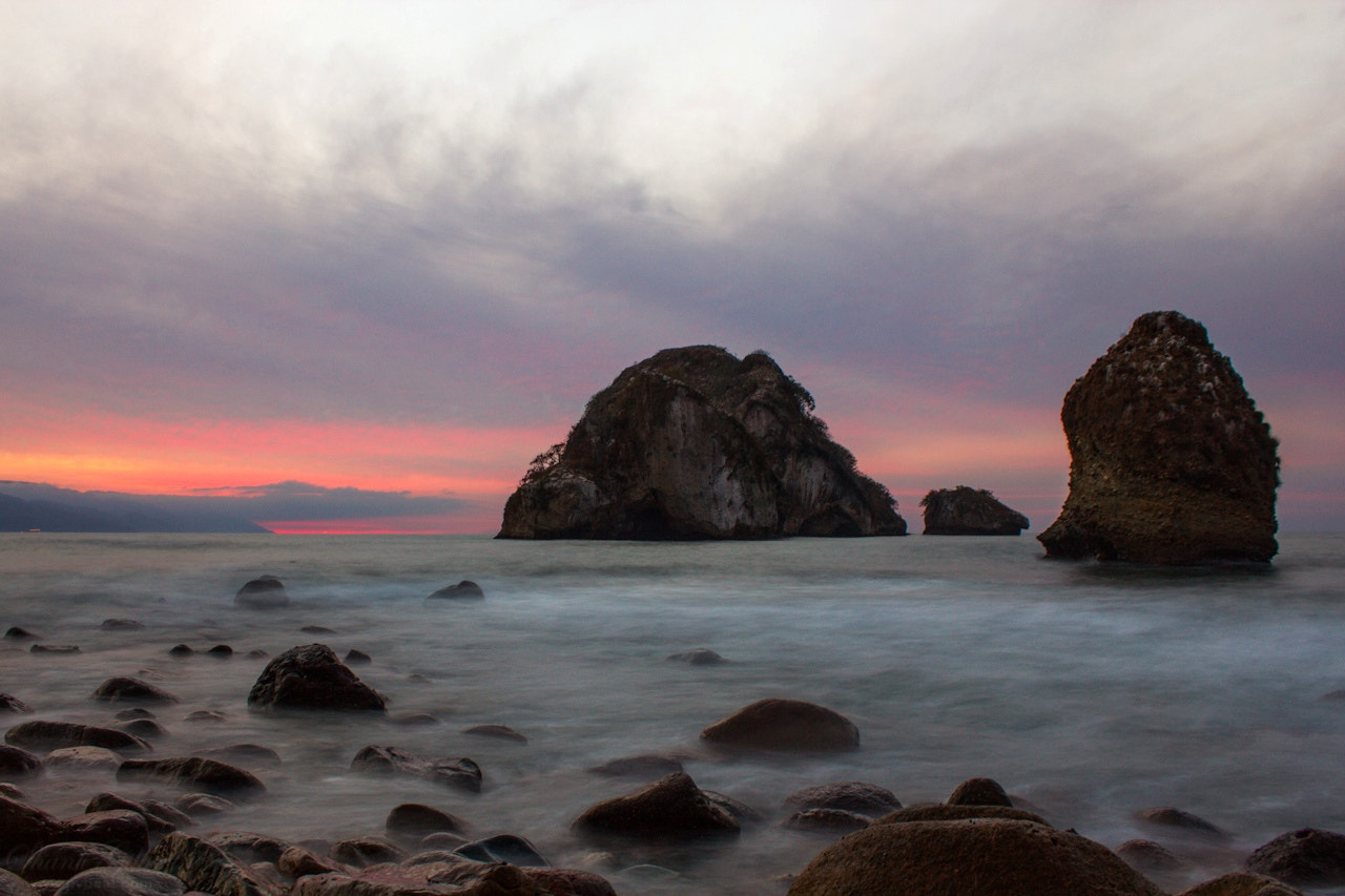 Photograph Los Arcos Sunset by Shanti Gilbert on 500px