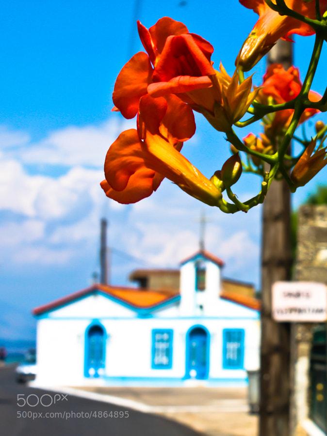 chapel in Greece