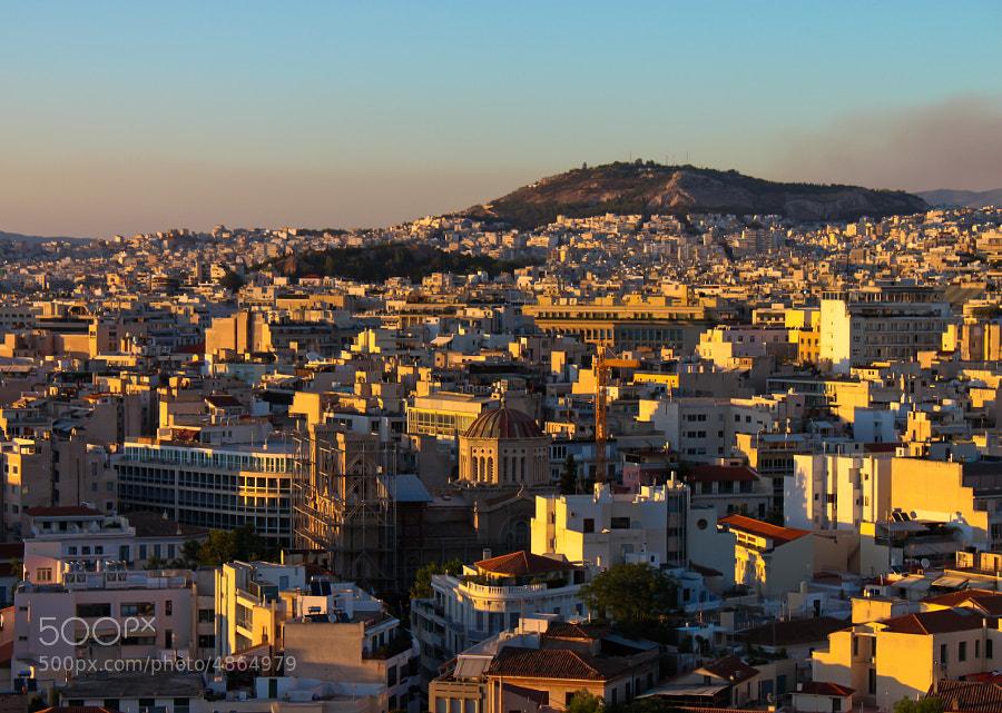Metropolis of Athens