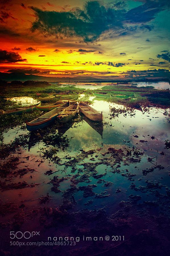 Photograph My Lake # 2 by nanang iman on 500px