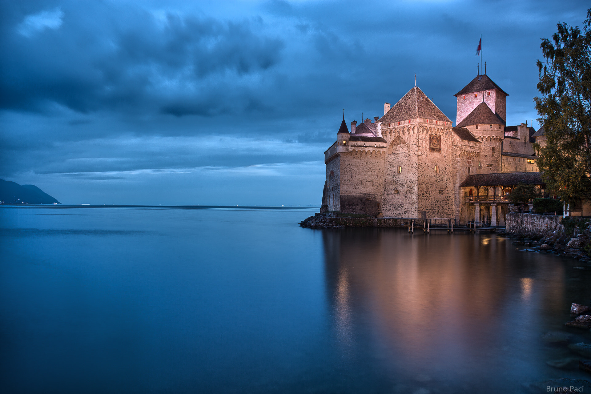 Photograph Chillon Castle by Bruno Paci on 500px